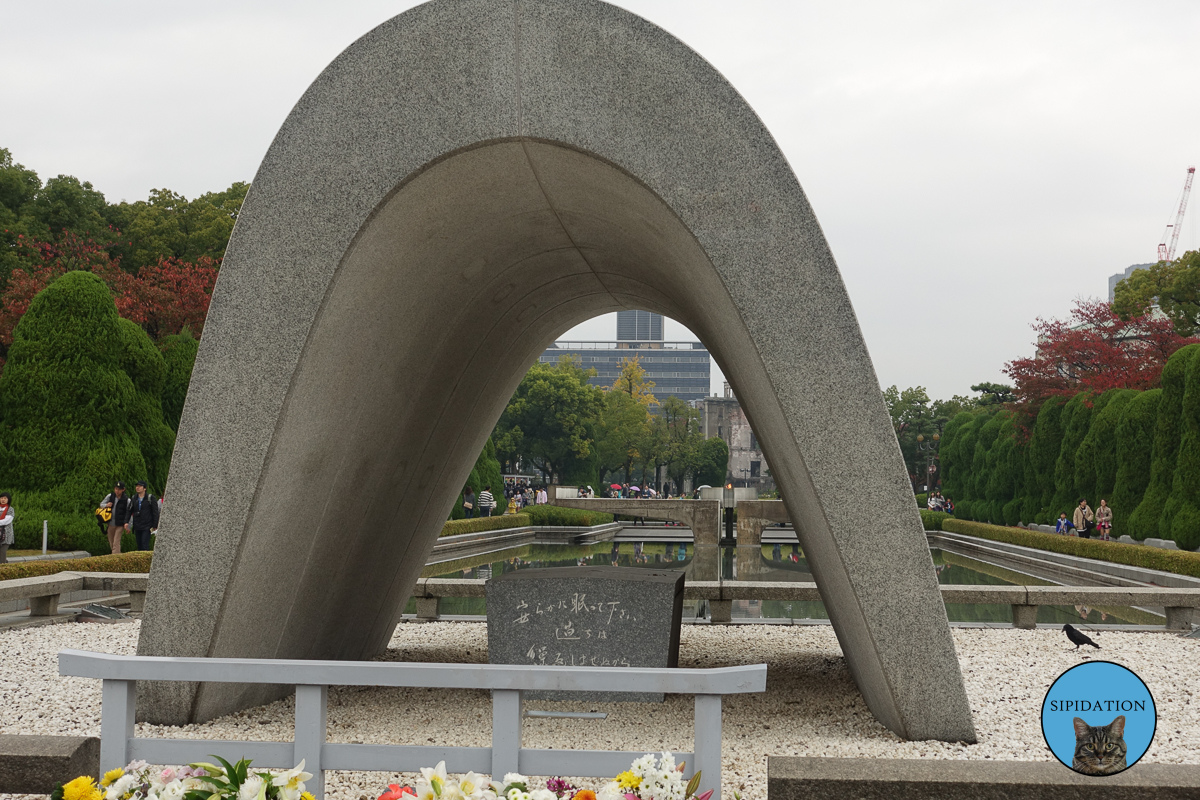 Peace Memorial - Hiroshima, Japan
