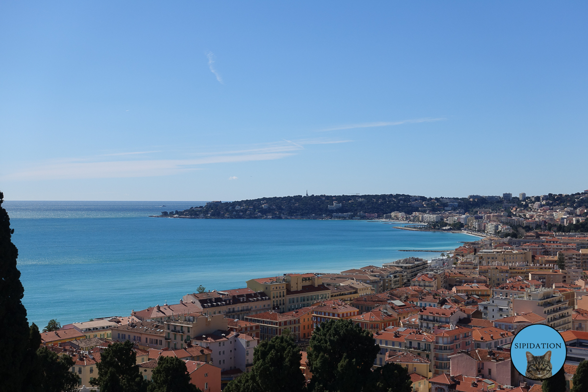 The View - Menton, France