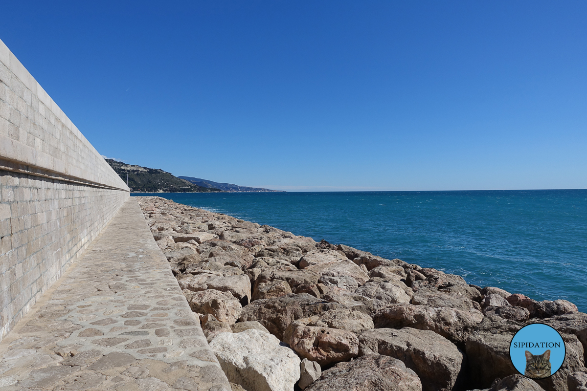 Water View  - Menton, France